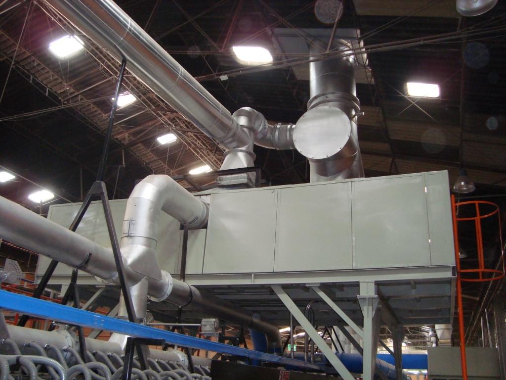 Progettazione preforni - Scambiatori di calore aria aria casa ...